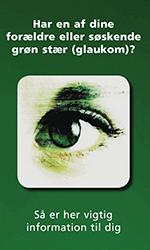 Glaukom brochure 2018